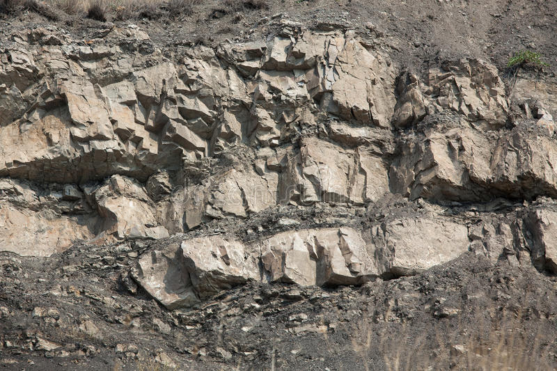 Download Fragment Of Rock Stock Image - Image: 26969201