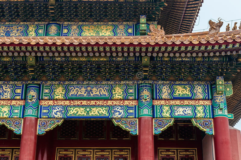 Download Fragment Of Roof Royalty Free Stock Images - Image: 29569029