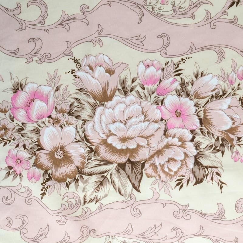 Fragment van kleurrijke retro tapijtwerkteksten, Fragment van kleurrijk r royalty-vrije stock fotografie