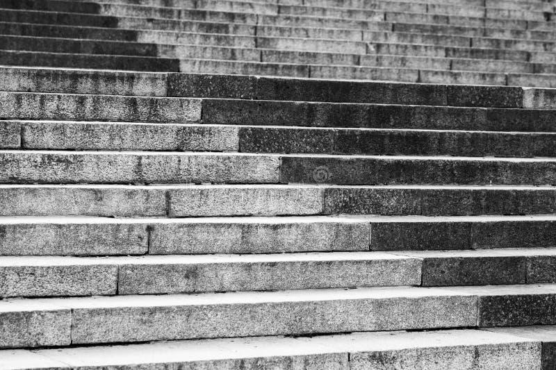 Fragmento abstrato da arquitetura Stairway velho fotografia de stock
