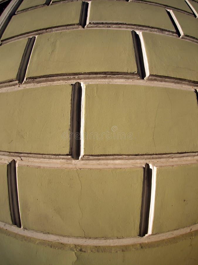 Fragmento da superfície da parede do cimento imagem de stock royalty free