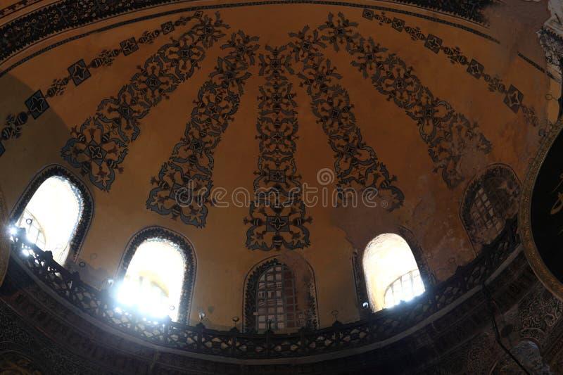 Download Fragmento De La Bóveda Hagia Sophia Foto de archivo - Imagen de cristianismo, cultura: 44852328
