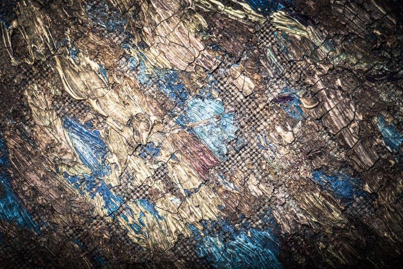 Fragmento de la imagen para el fondo artístico abstracto A fotografía de archivo libre de regalías