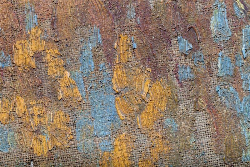 Fragmento de la imagen para el fondo artístico abstracto fotografía de archivo libre de regalías
