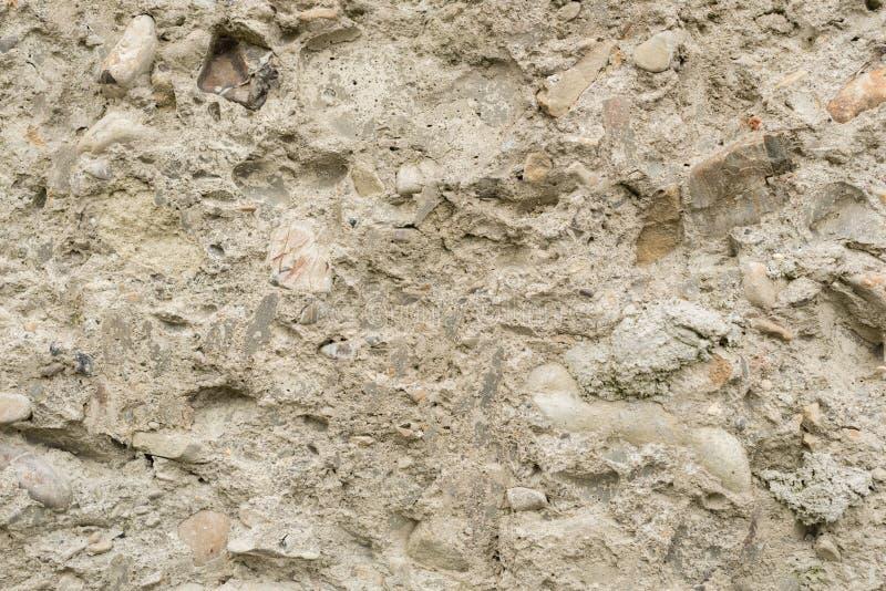 Fragmento de la pared con los rasguños y las grietas imagenes de archivo