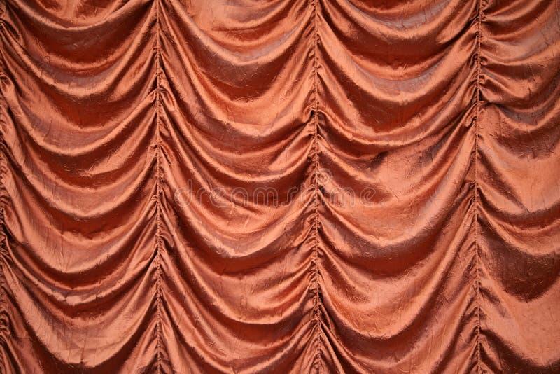 Fragmento de uma cortina fotos de stock