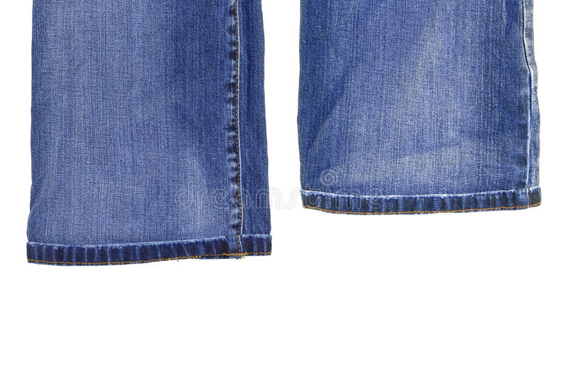 Download Fragments Of Denim Trousers Stock Photo - Image: 29366922
