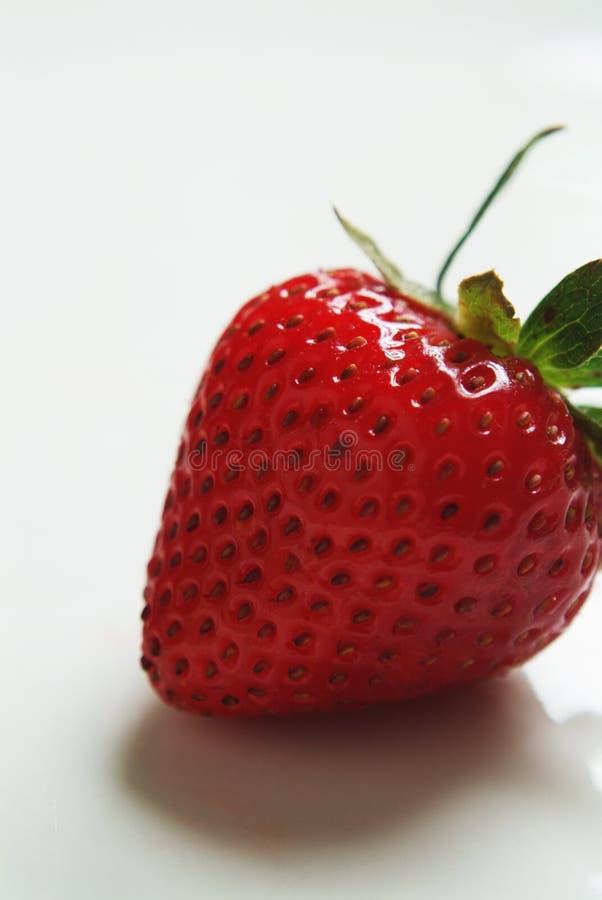 Download Fragola fotografia stock. Immagine di rosso, alimento, mangi - 204786