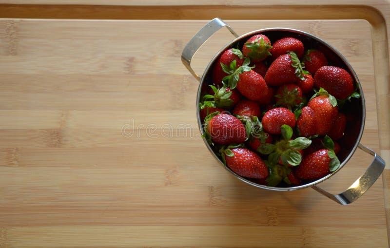 Download Fragole immagine stock. Immagine di cuisine, alimento - 55359469