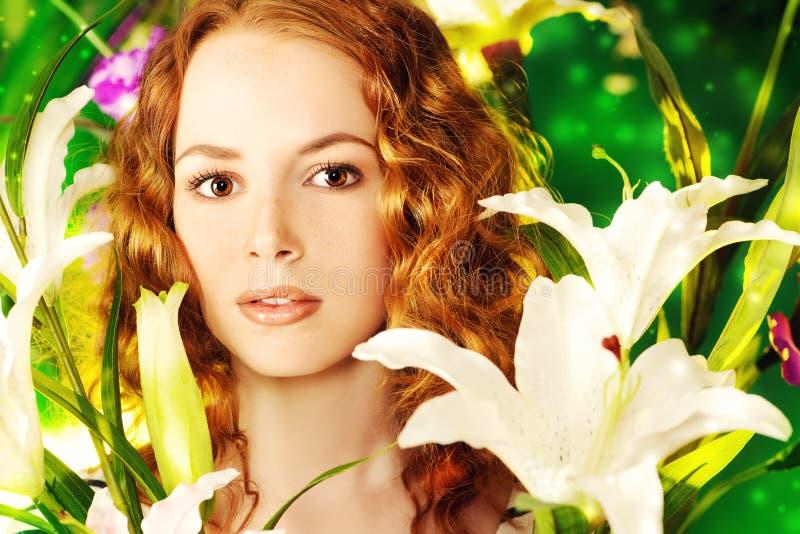 Fragrância floral foto de stock royalty free