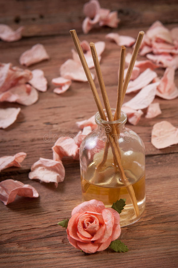 Download Fragrance Sticks Or Scent Diffuser Stock Photo - Image: 40584402