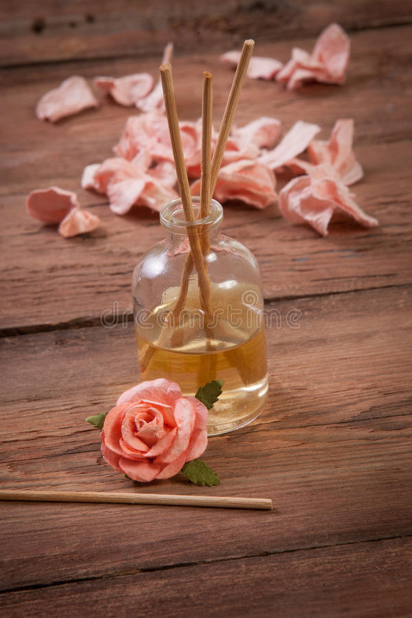 Download Fragrance Sticks Or Scent Diffuser Stock Photo - Image: 40584404