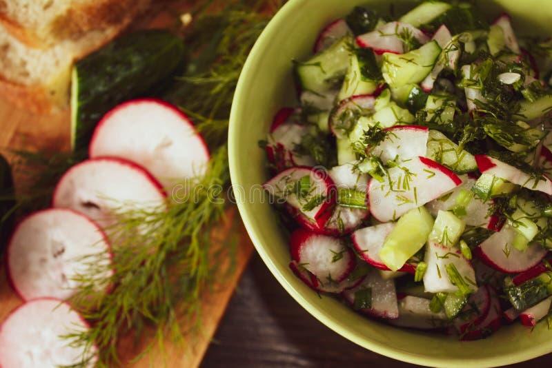 Fragrance of summer tasty breakfast stock photography