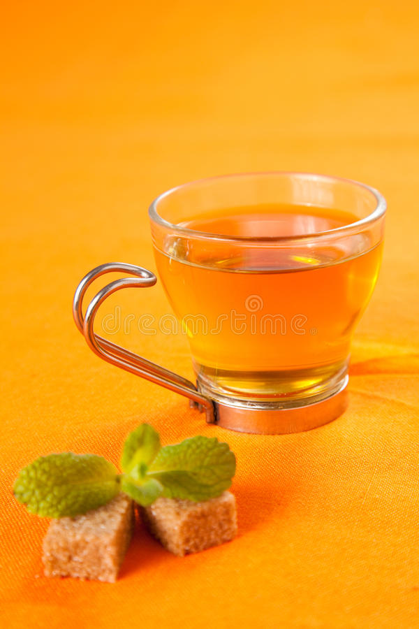 Download Fragrant Mint TeaA Royalty Free Stock Images - Image: 13235969