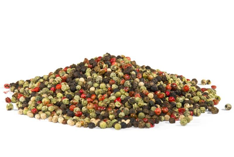 Fragrant pepper stock photo