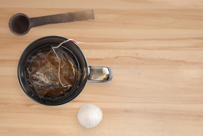 Download Fragrant tea cup stock image. Image of food, rich, horizontal - 25748787