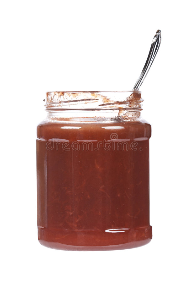 fraise en verre de choc photographie stock