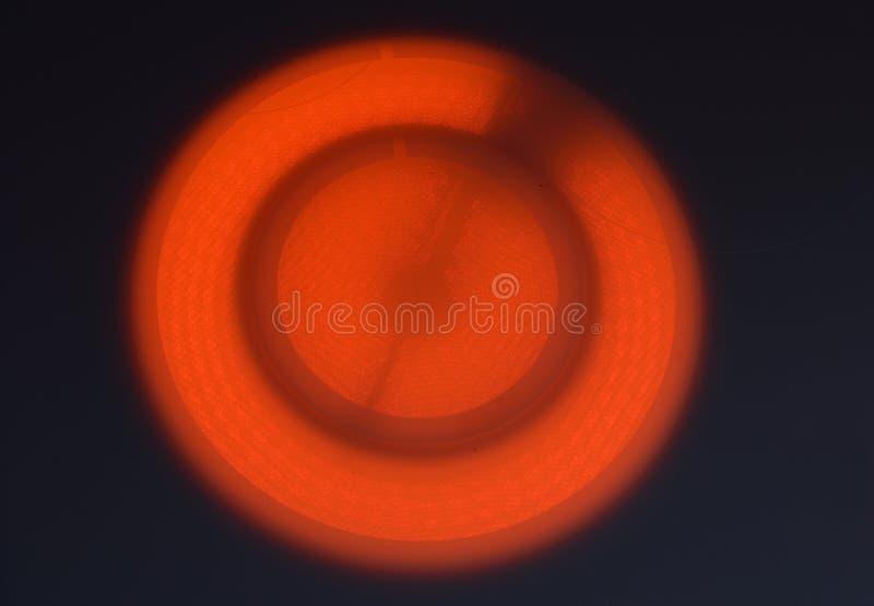 Fraise-mère électrique brûlante image stock