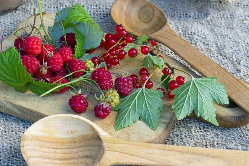 Download Framboesas E Passas De Corinto Vermelhas Imagem de Stock - Imagem de alimento, raspberry: 65575395