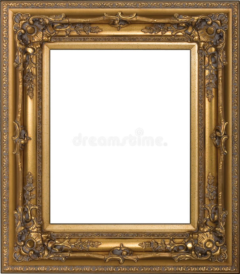 Download Frame 01 stock photo. Image of included, antique, frame - 15887288