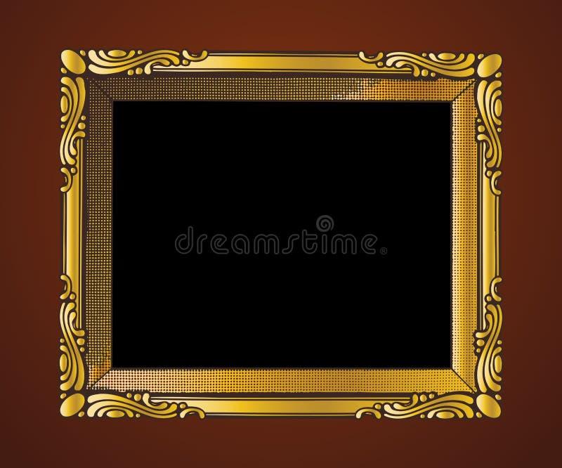 Frame 02 vector illustratie