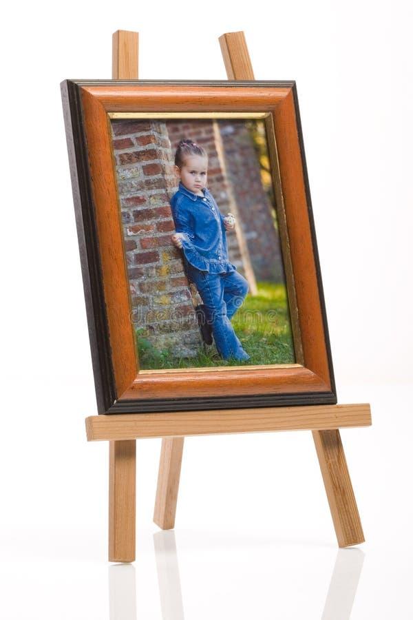 Frame 1 da foto imagens de stock