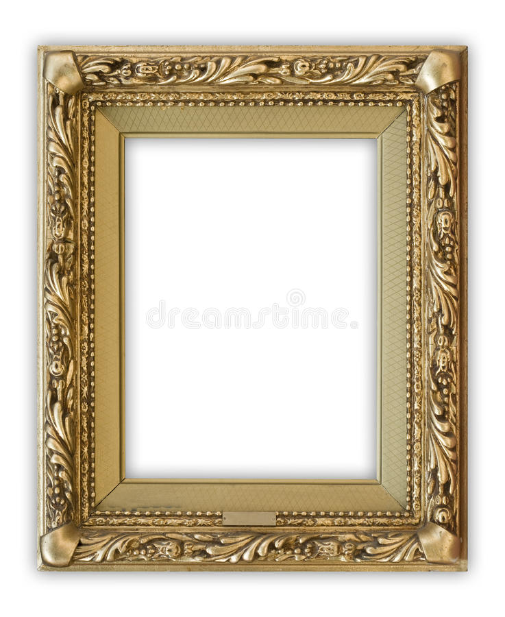 Download Frame stock photo. Image of label, bronze, tableau, picture - 10268156