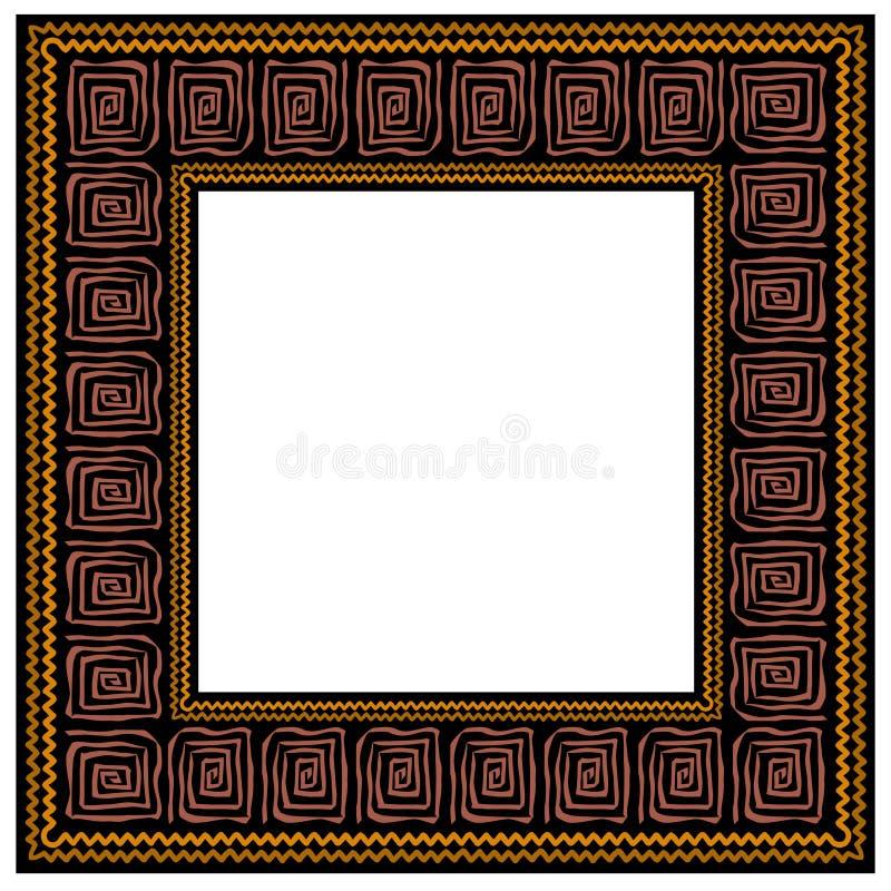 Frame vector illustration