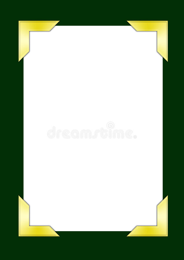 Download Frame stock illustration. Image of simple, space, blank - 14862495