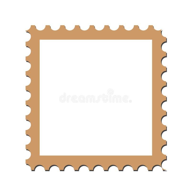 Download Frame stock illustration. Illustration of postage, stamp - 156108