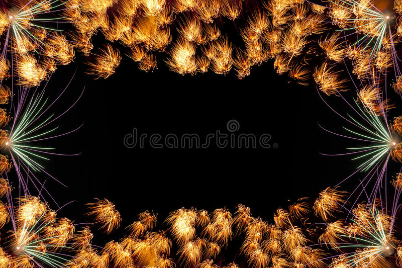 Download Frame stock image. Image of anniversary, fire, celebration - 21456753