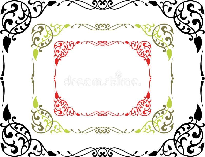 Frame vector illustratie