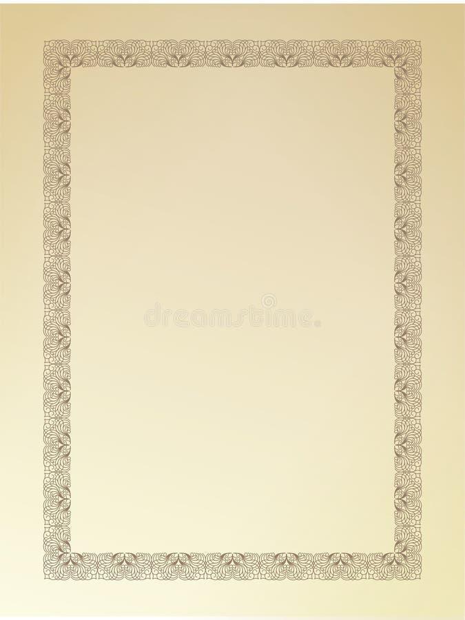 Frame stock illustratie