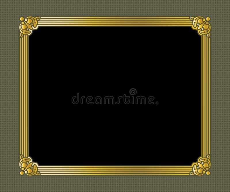 Frame 31 stock illustratie