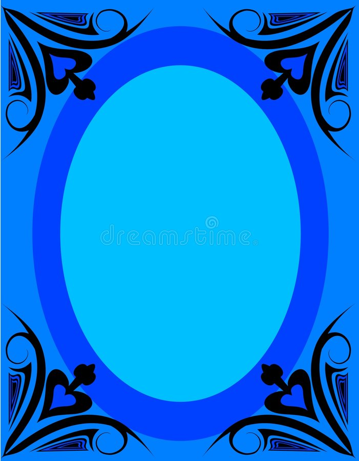 Download Frame stock illustration. Image of artwork, fashioned, growth - 840401