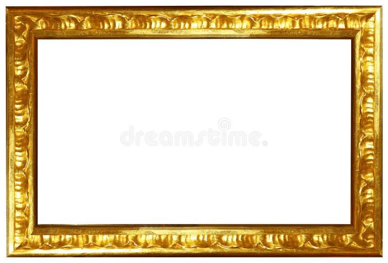 Download Frame stock illustration. Image of casing, trim, gold - 8489605