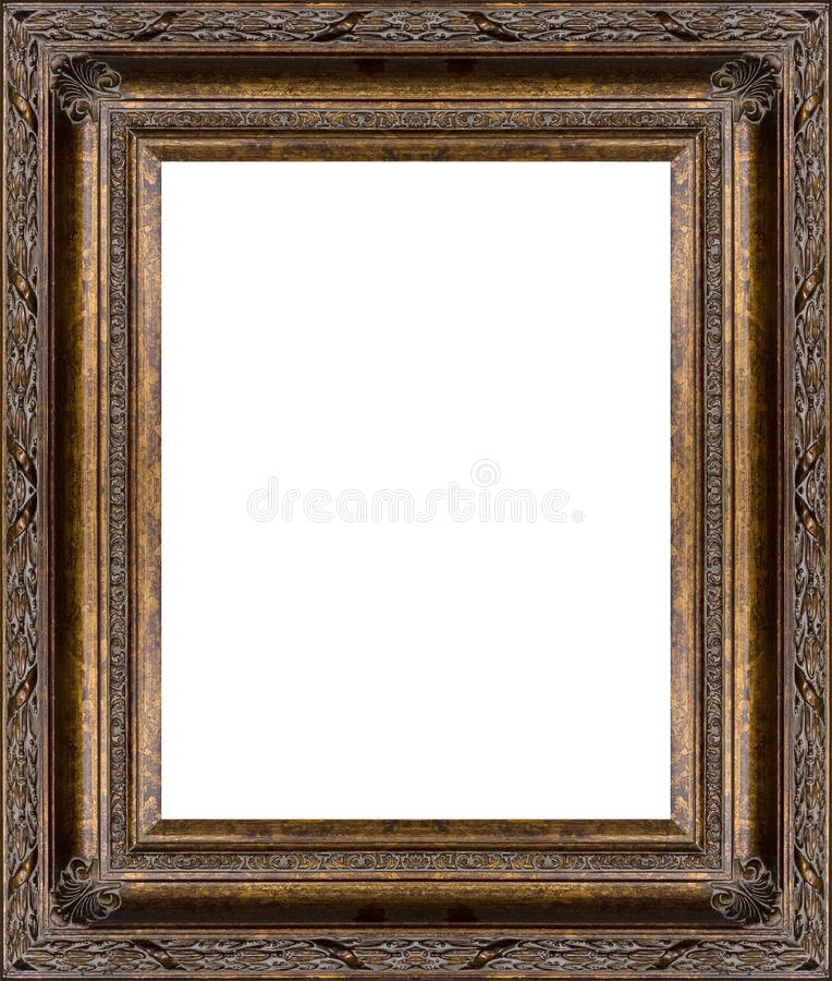 Download Frame a3 stock image. Image of custom, museum, gilt, framework - 17785403