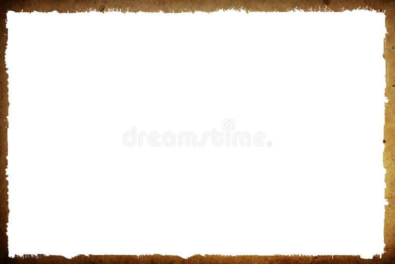 Frame altamente detalhado ilustração do vetor