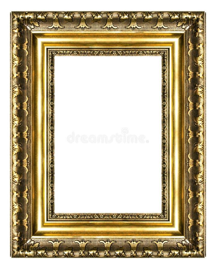 Frame antigo fotografia de stock royalty free