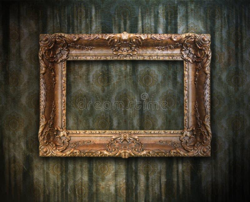 Frame antigo sujo foto de stock royalty free
