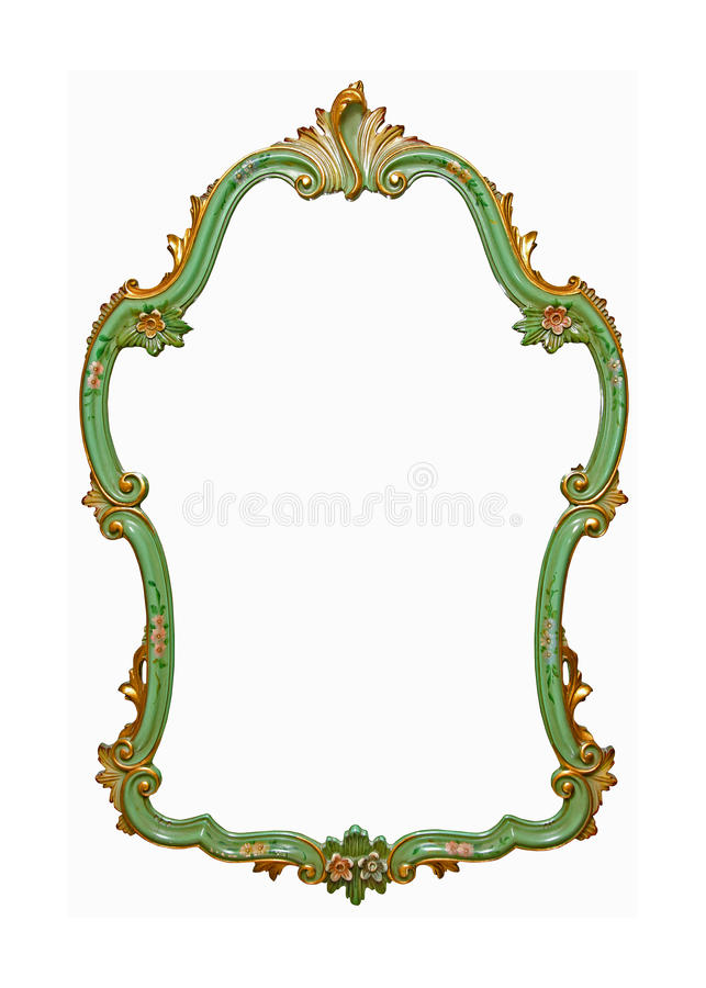 Frame antique royalty free stock photography