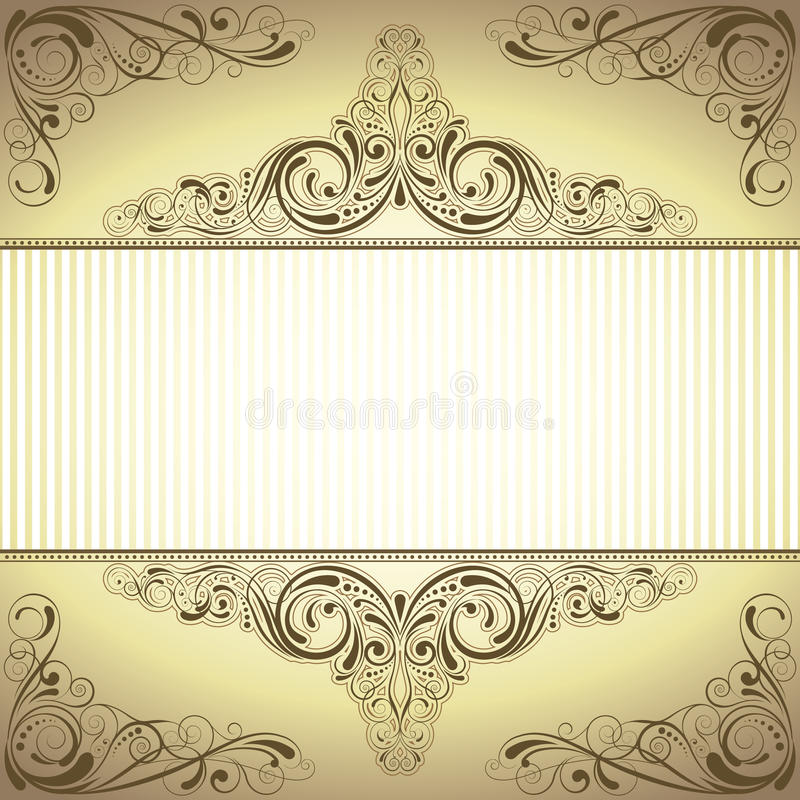 Frame background vector illustration