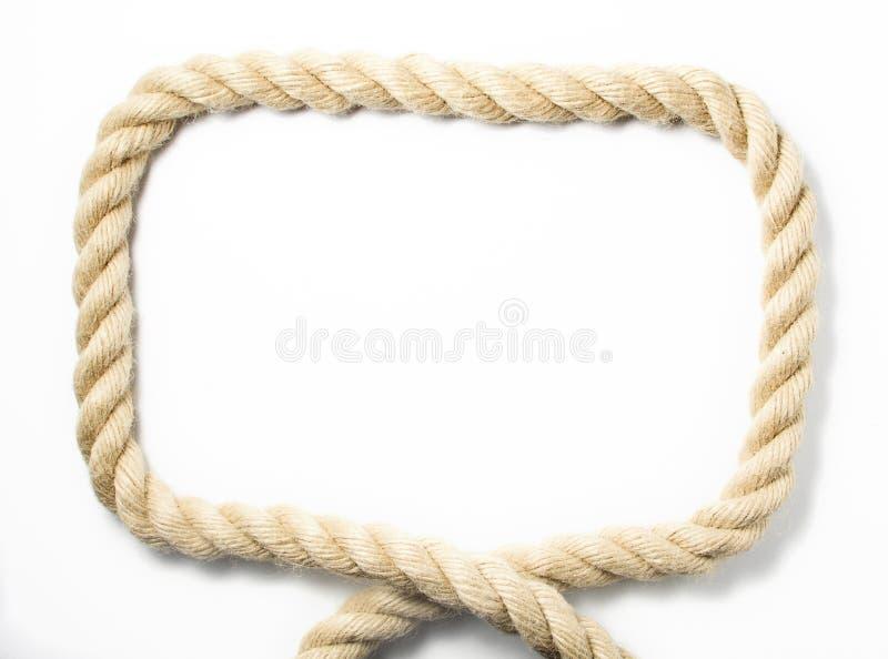 Frame bold(realce) da corda imagens de stock