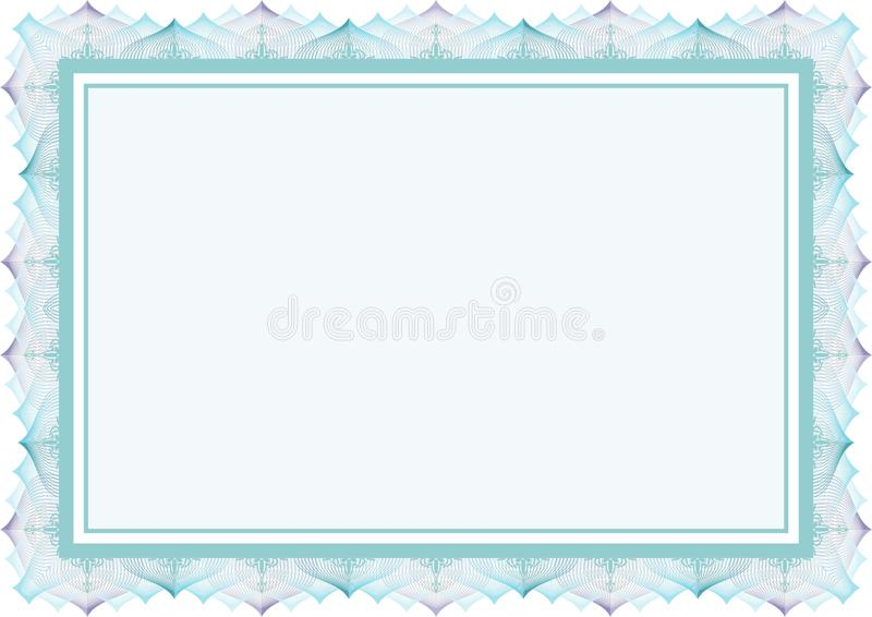 Frame border template guiloche islamic style stock vector download frame border template guiloche islamic style stock vector illustration of certificate altavistaventures Images