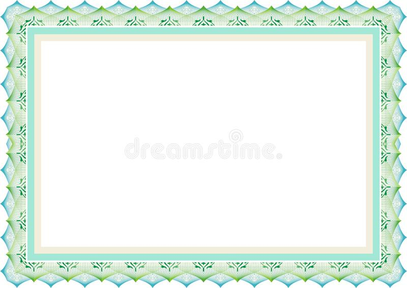 Frame border template guiloche islamic style stock vector download frame border template guiloche islamic style stock vector illustration of color altavistaventures Images