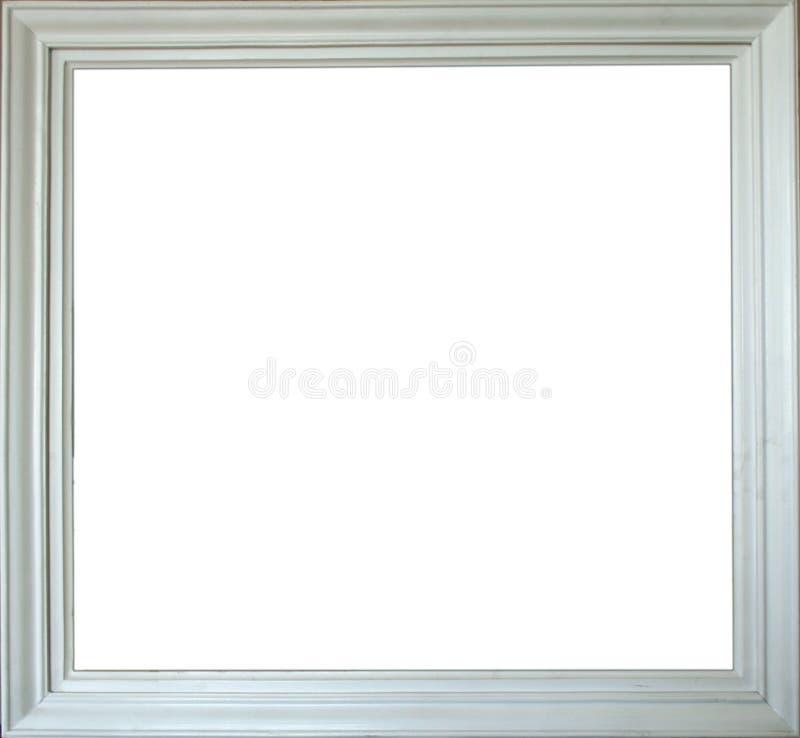 Frame branco fotos de stock royalty free