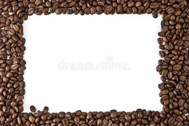 Download Frame of coffee beans stock image. Image of caffeine, frame - 9146705