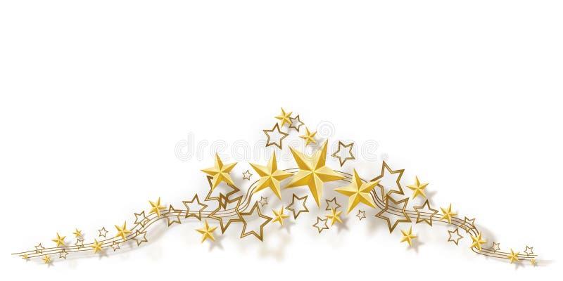 Frame da estrela ilustração royalty free