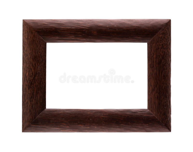 Frame da foto de Brown fotografia de stock royalty free