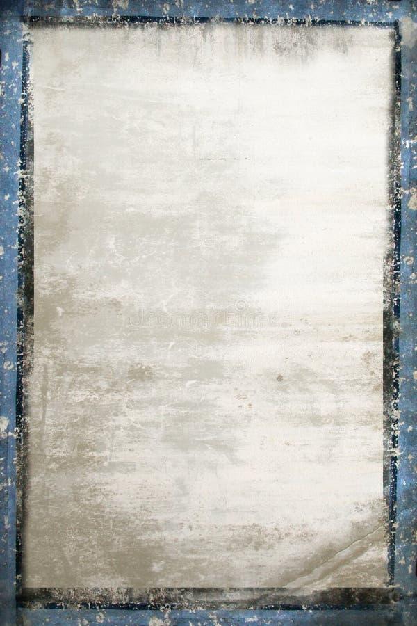Frame da foto do vintage de Grunge foto de stock